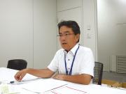 三井化学株式会社 フード&パッケージング室 インテリジェンス・知財担当 グループリーダー 昇 忠仁 氏