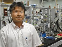 東京農工大学 生物有機化学研究室 北野克和 准教授
